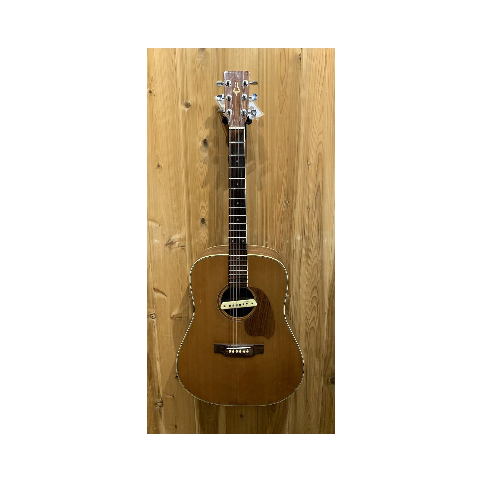 In Store Used Used Daion Mugen II Natural Acoustic Electric Guitar