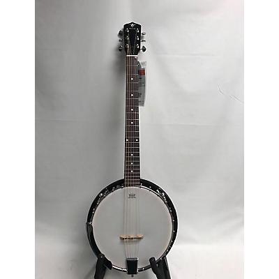 Used Danville TB-006 Natural Banjo