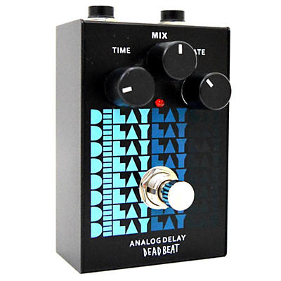 Used DeadBeat Sounds Delay Lay Lay Analog Delay Effect Pedal