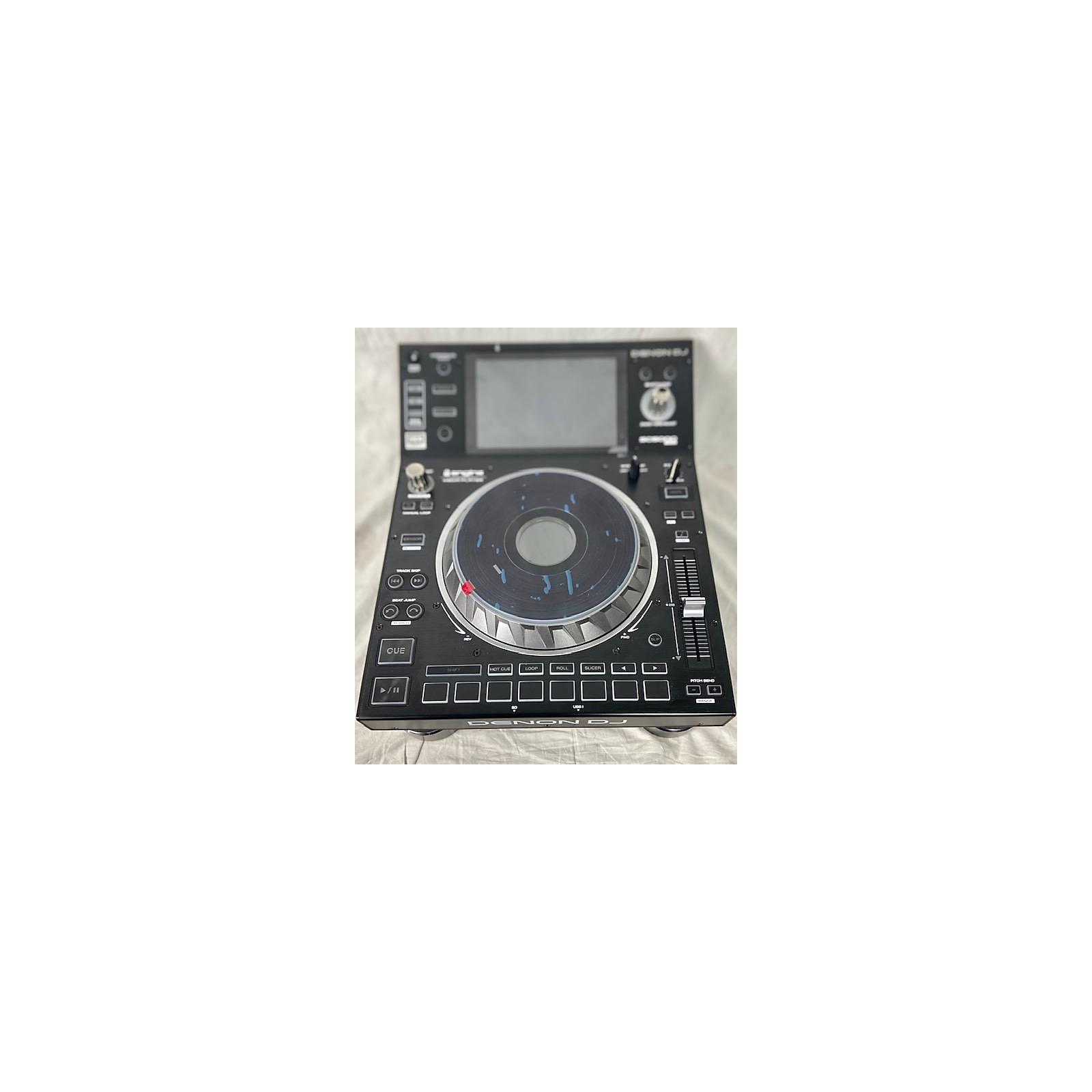 In Store Used Used Denon SC5000 PRIME DJ Controller