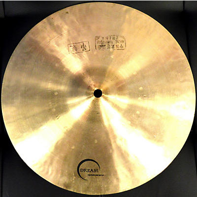 Used Dream Bliss 12in China Cymbal