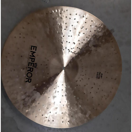 Used EMPEROR 22in NATURAL Cymbal 42