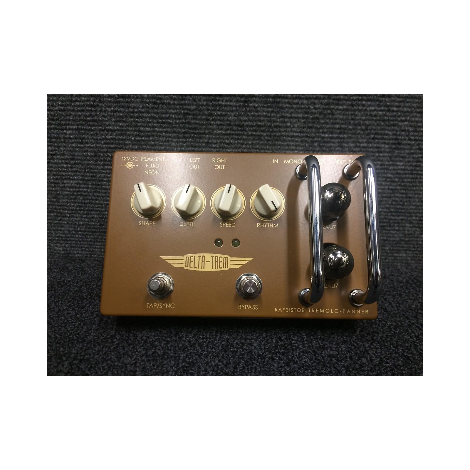 In Store Used Used Effectrode DT-2A Delta-Trem Effect Pedal