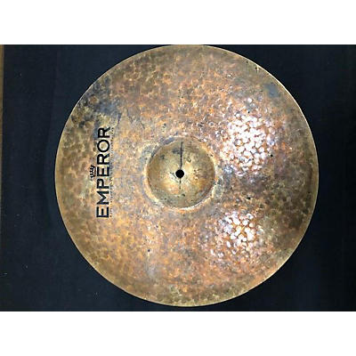 Used Emperor 17in Natural Light Cymbal
