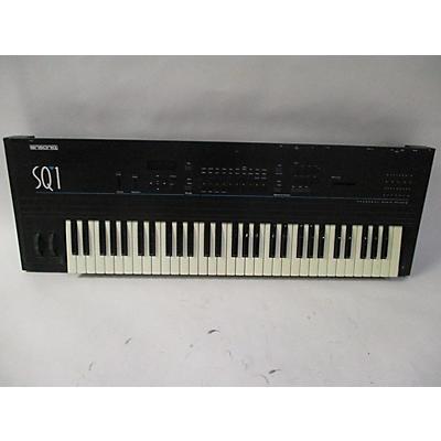 Used Ensonia SQ-1 Arranger Keyboard