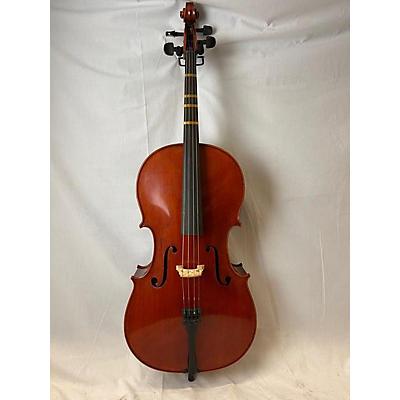 Used Fishburn 1/2 Size Acoustic Cello