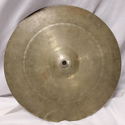 Used Force 14in Chamber Hi Hat Bottom Cymbal 33