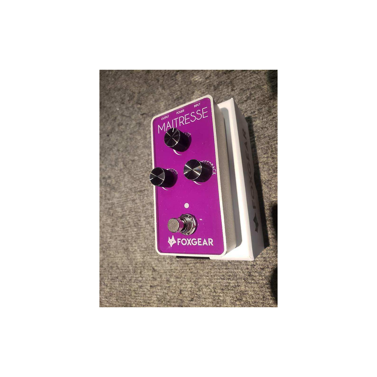 In Store Used Used Foxgear Maitresse Effect Pedal
