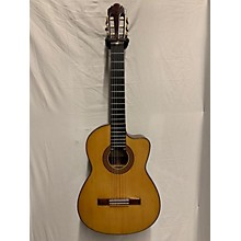 Used Francisco Navarro Garcia Grand Concert Natural Classical Acoustic Guitar