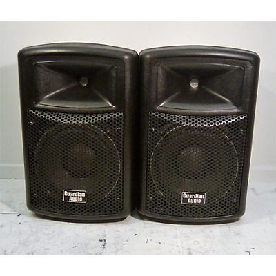 Used GUARDIAN AUDIO ABS-10 PAIR Unpowered Monitor