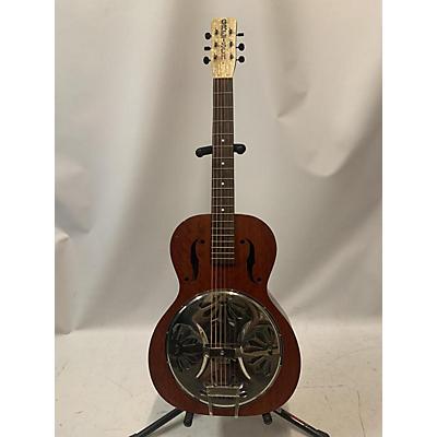 Used Gretch G9200 Natural Resonator Guitar