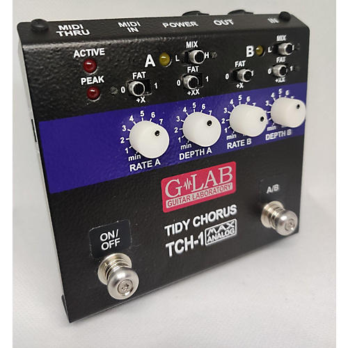 Used Guitar Laboratory TCH-1 Effect Pedal