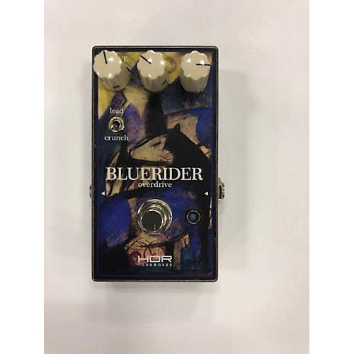 Used HDR Bluerider Effect Pedal
