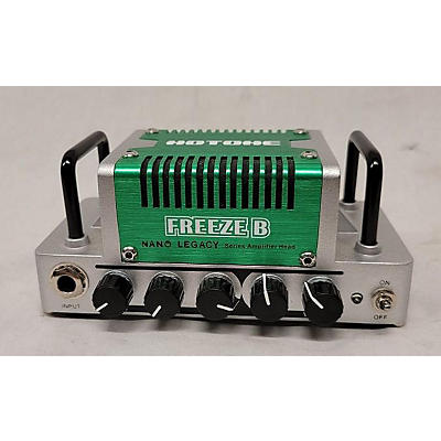 Used HOTONE FREEZE B Solid State Guitar Amp Head