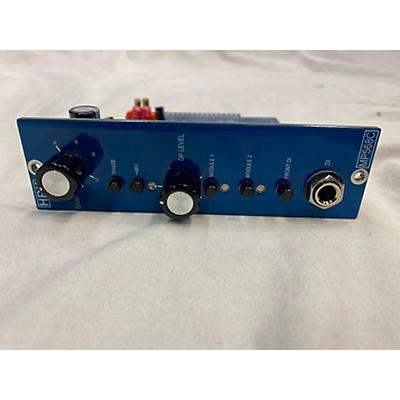 Used HRK MP568C Microphone Preamp