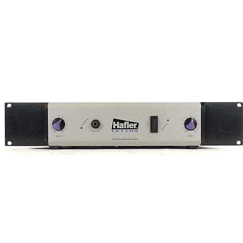 Used Hafler TA1100 Power Amplifier Power Amp