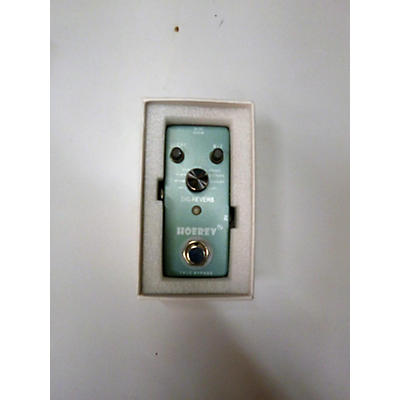 Used Hoerev Dig Reverb Effect Pedal