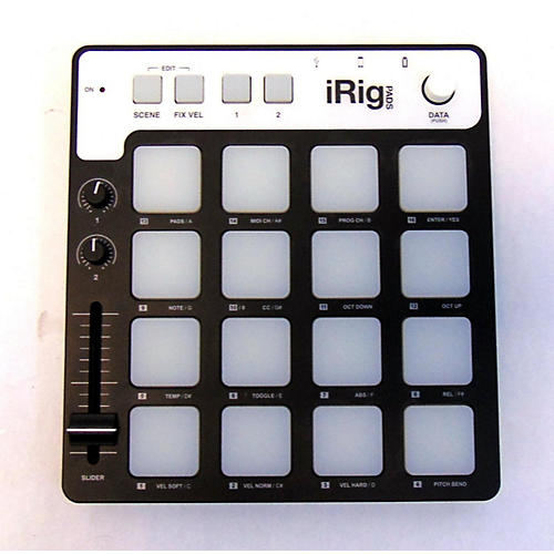 Used IRIG PADS MIDI Controller