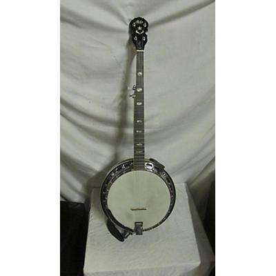 Used Iida Custom Chrome Banjo