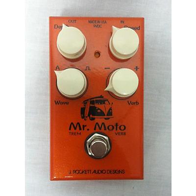 Used J. Rockett AUDIO Pedals MR. MOTO Effect Pedal