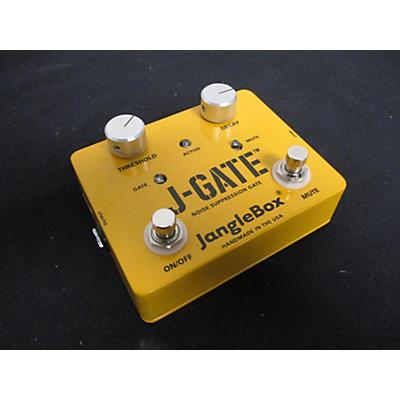 Used JANGLE BOX J GATE Effect Pedal