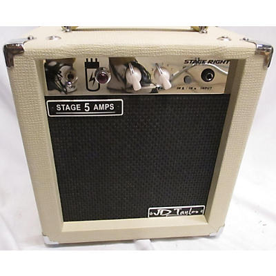 Used JD Taylor SR 611705 Guitar Power Amp