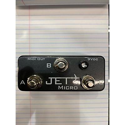 Used JET PEDALS MICRO MIDI Utility