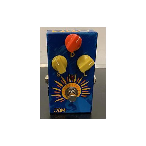 Used Jam Pedals Chill Tremolo Effect Pedal