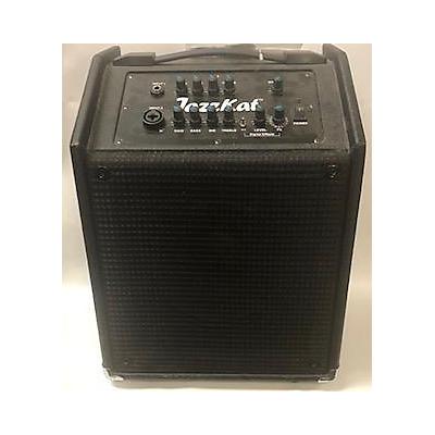JazzKat Amps Used JazzKat Amps 8 Tube Guitar Combo Amp