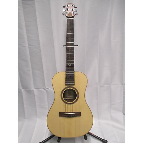 Used Journey Instruments Overhead OF420 Natural Acoustic Electric Guitar Natural