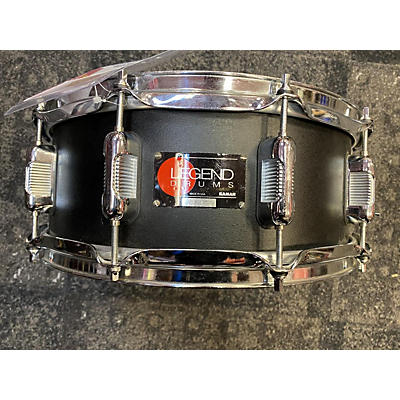 Used LEGEND DRUMS 14X5  MAPLE SNARE DRUM Drum