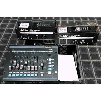 Used LITE-PUTER C-801 Lighting Controller