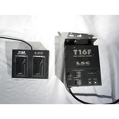 Used LSC T16F Lighting Controller