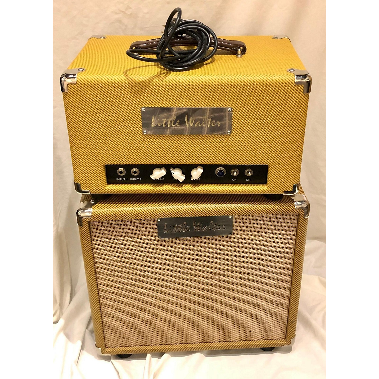 In Store Used Used Little Walter 22 Guitar Stack