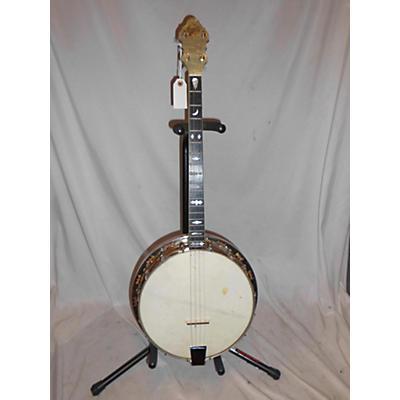 Used Lyric Banjo Natural Banjo