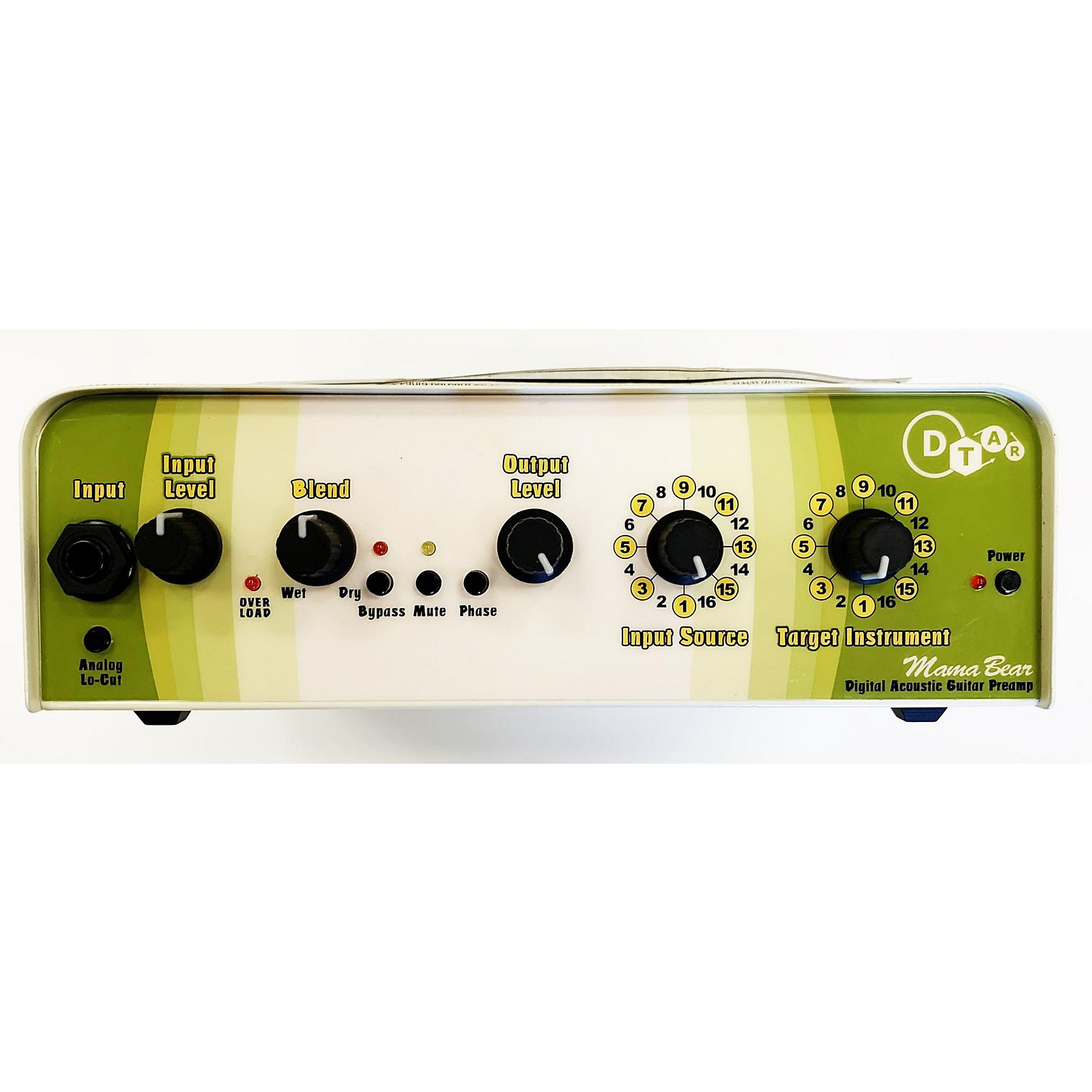 In Store Used Used MAMA BEAR DTAR Guitar Preamp