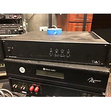 Used MATRIX AUDIO MS4.6 Power Amp