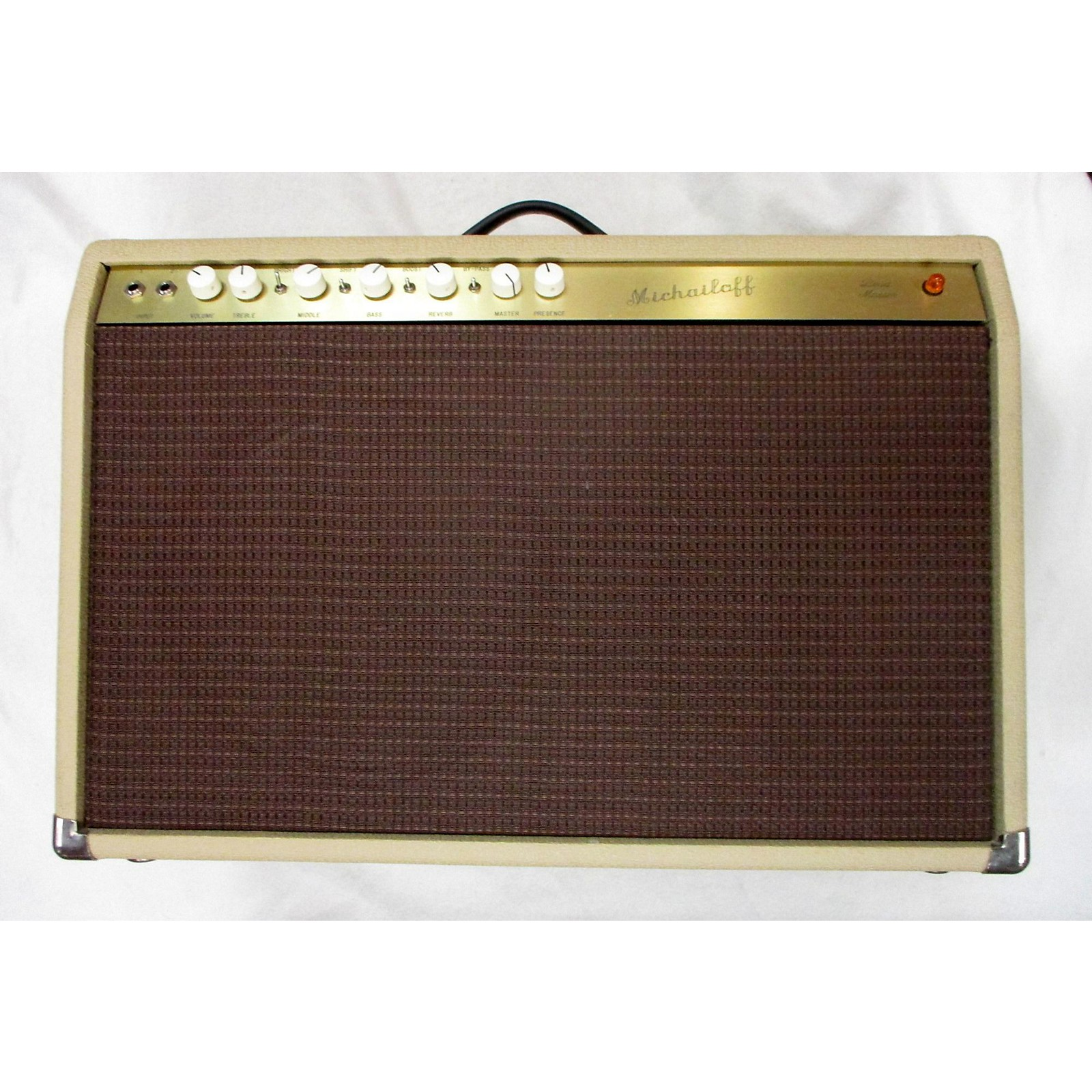 In Store Used Used MICHAELOFF MASTER 112 Tube Guitar Combo Amp