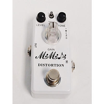 Used MIMIDI Distortion Pedal 302 Effect Pedal