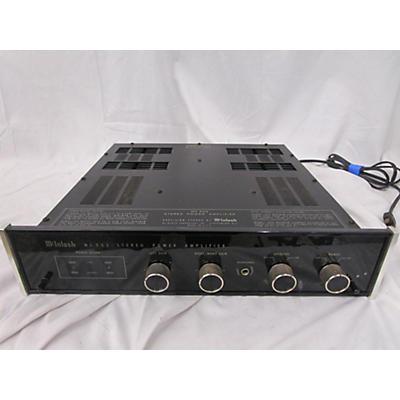 Used McIntosh MC502 Power Amp