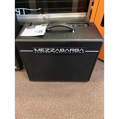 Used Mezza Barba Z 18 Tube Guitar Combo Amp