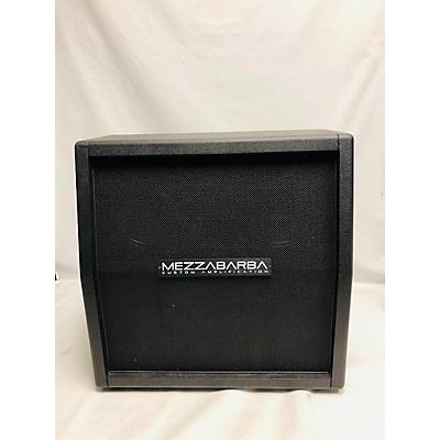 Used Mezzabarba 4x12g25 Guitar Cabinet