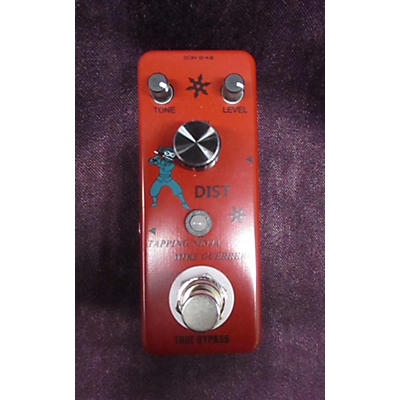 Used Mini Pedal Tapping Ninja Effect Pedal