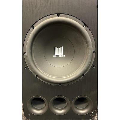 Used Monolith THX Ultra 15in Subwoofer
