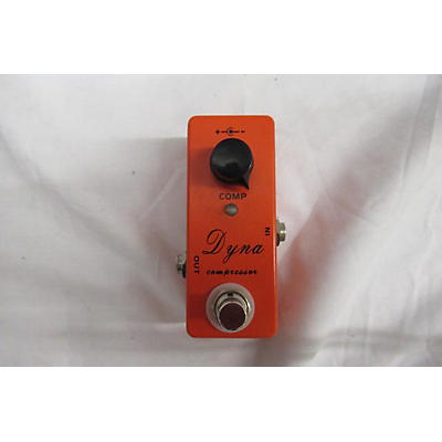 Used Mosky Compressor Effect Pedal