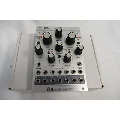 Used Mutable Marbles Random Sampler Synthesizer