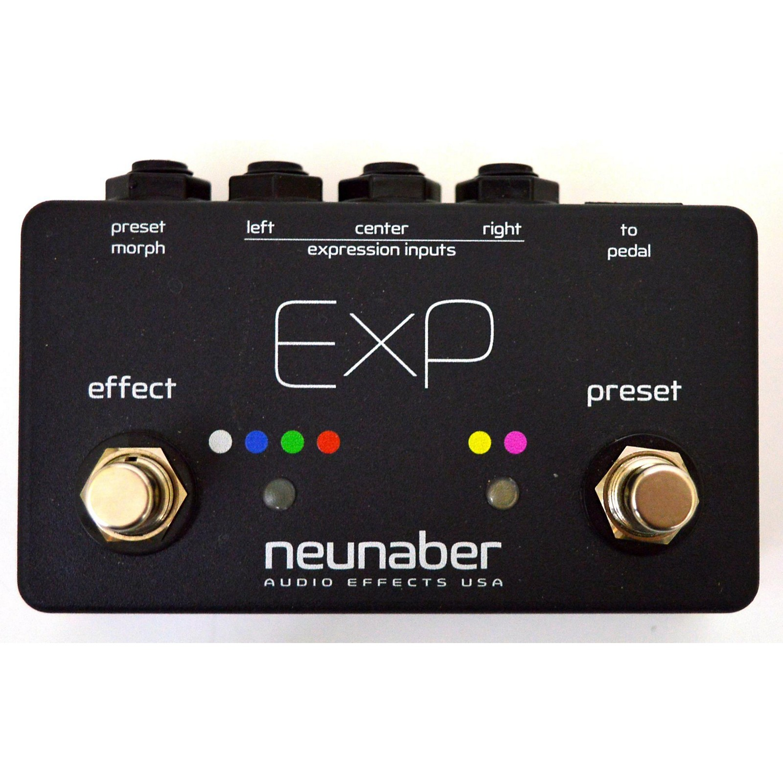In Store Used Used NEUNABER EXP PEDAL Effect Processor