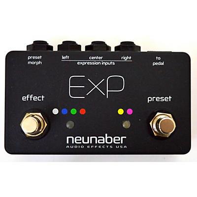 Used NEUNABER EXP PEDAL Effect Processor