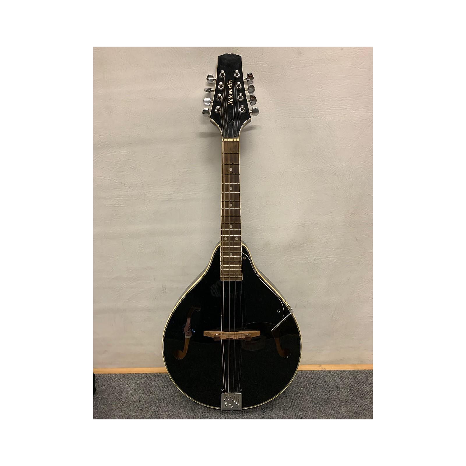 In Store Used Used NOTEWORTHY AL-2402A Black Mandolin