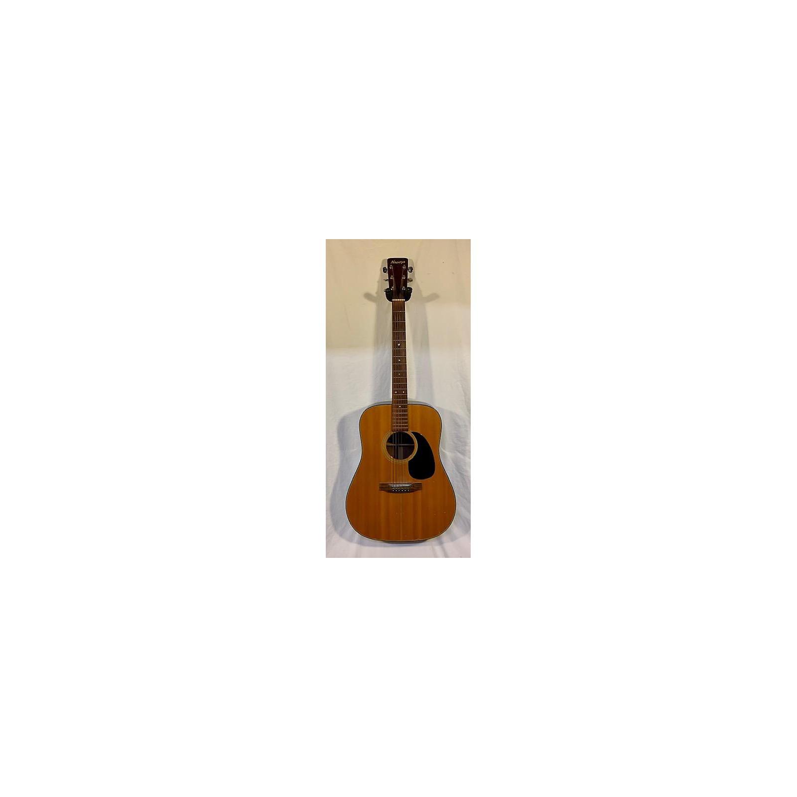 In Store Used Used Nagoya N18 Antique Natural Acoustic Guitar